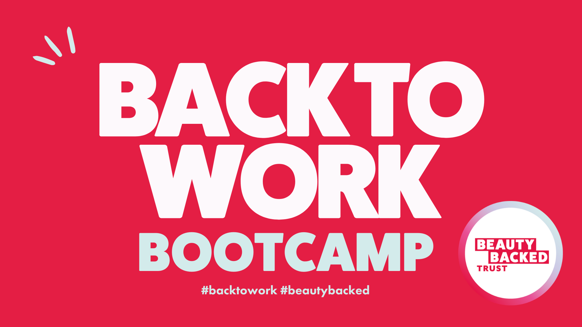 Back to Work Bootcamp