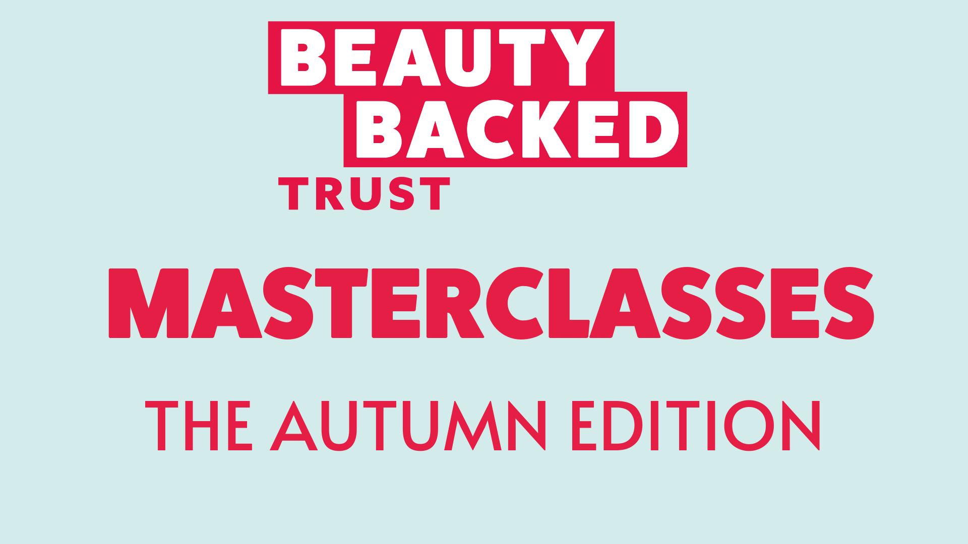 Beauty Backed Masterclasses