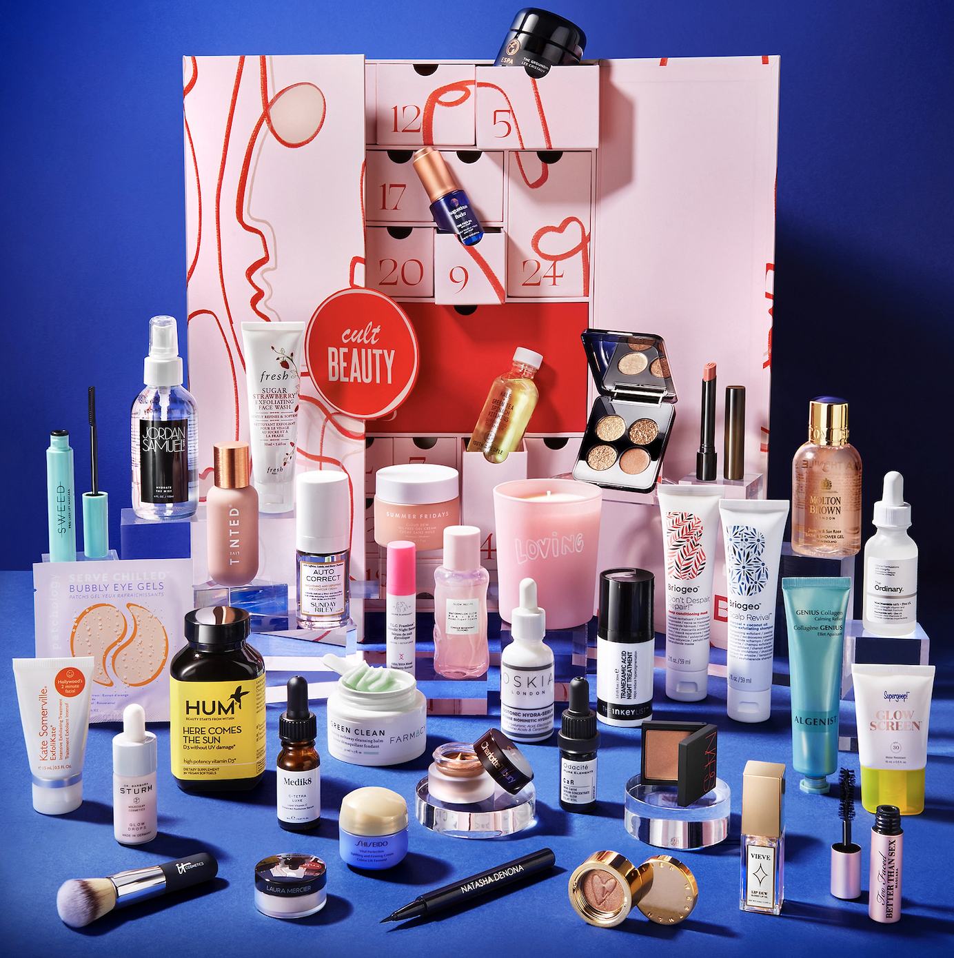 Cult Beauty to donate £40,000 to Beauty Backed Trust