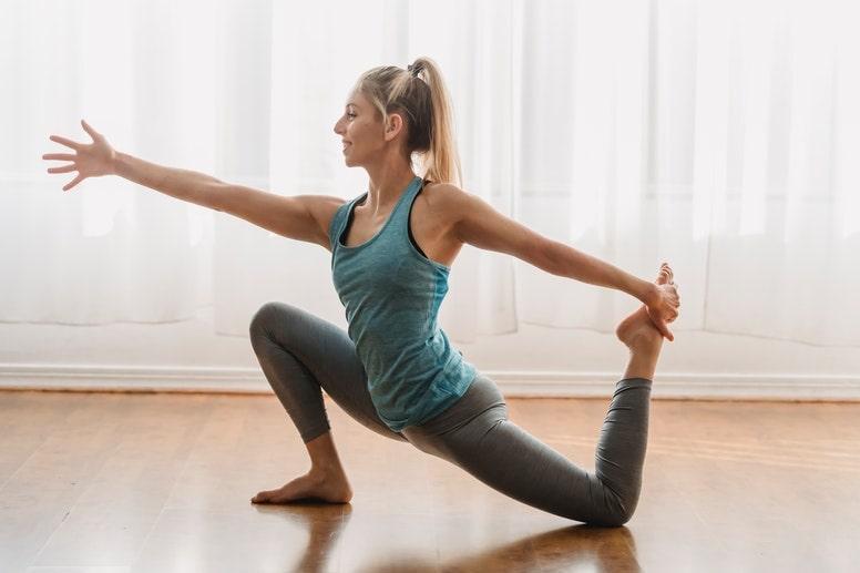Improve pilates concentration power
