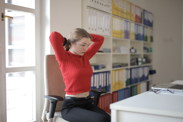How to Squeeze in Exercise at the Office
