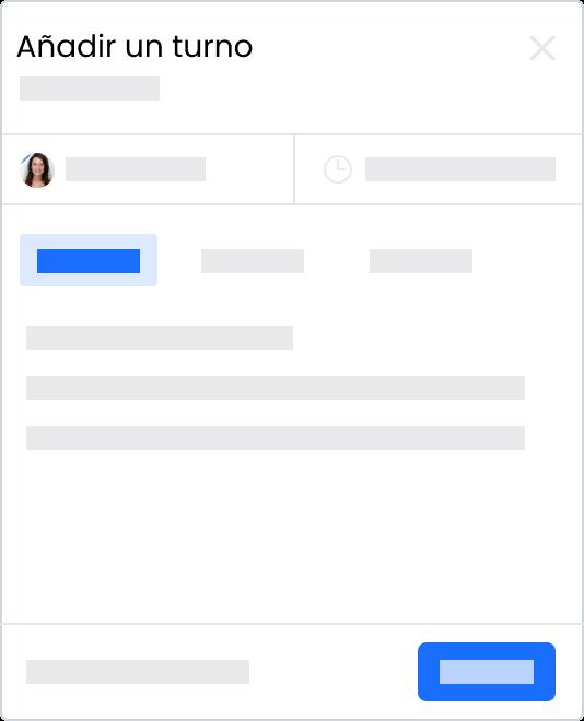image de la fonctionnalité de la création de plannings de Skello