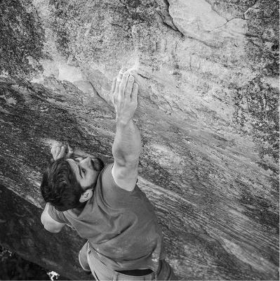 Nico Strasser Boulder