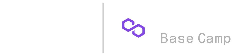 Polygon basecamp and Outlier ventures logo