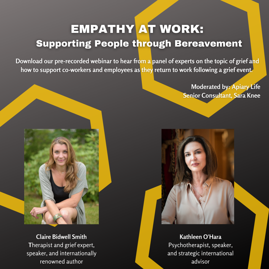 Empathy at Work: Supporting People through Bereavement