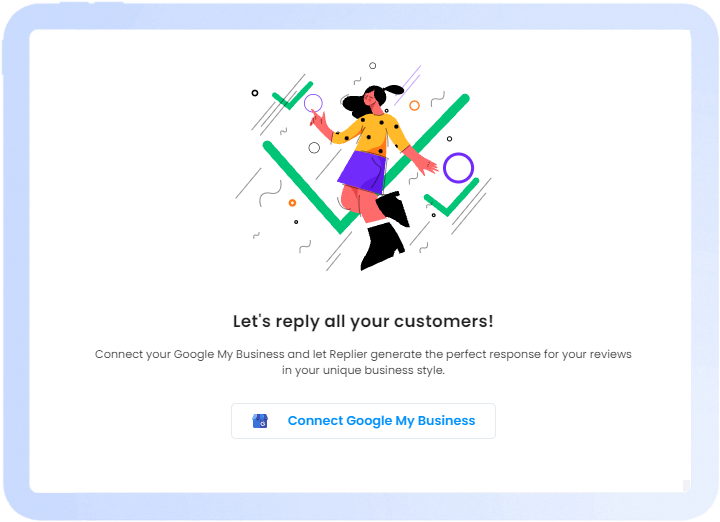 Connect to Google My Business