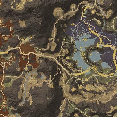 HD World Map