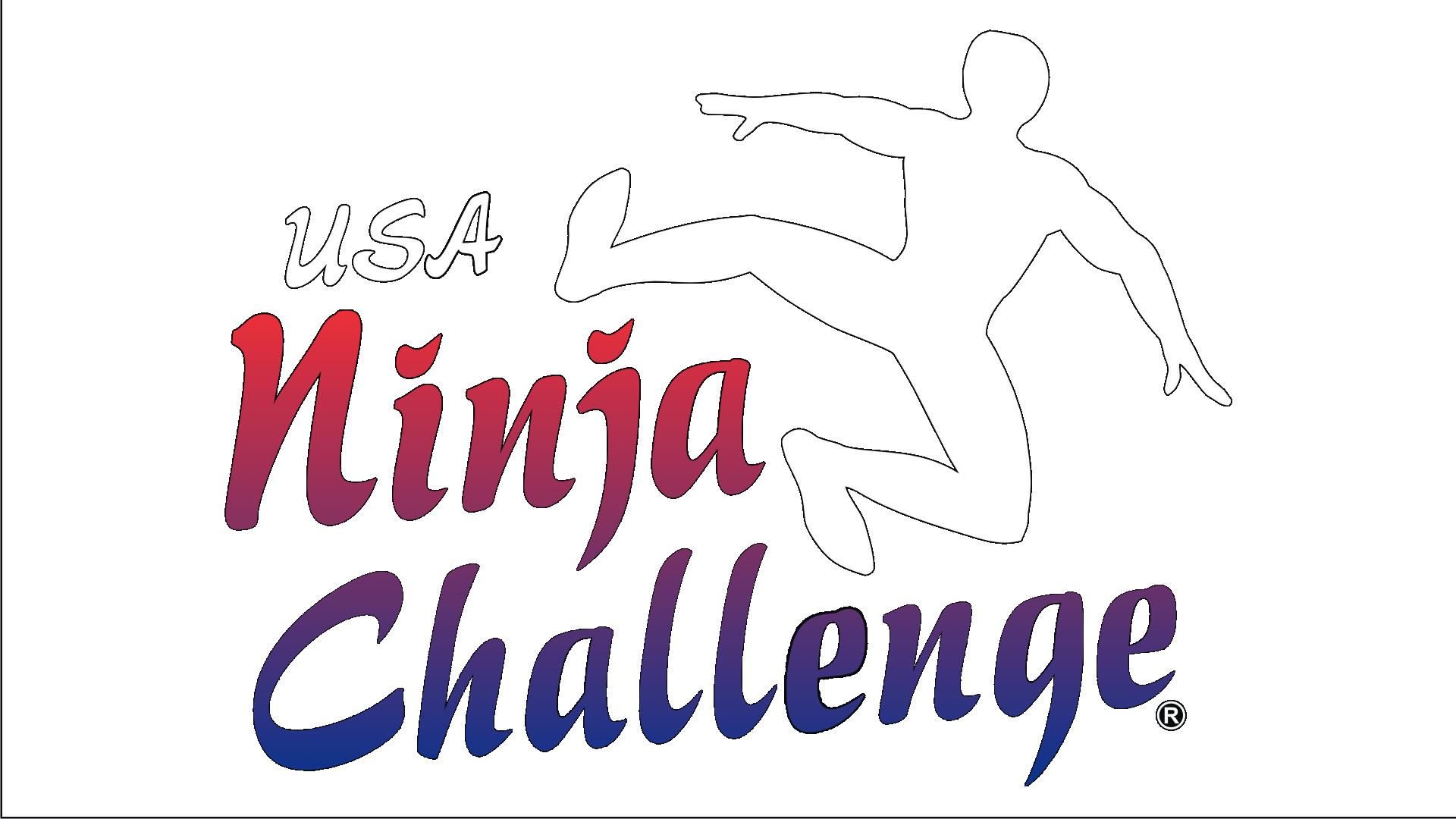 USA Ninja Challenge Logo