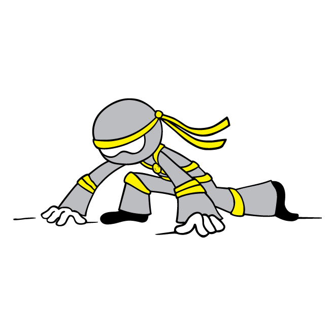 Crawling Ninja