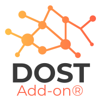 DOST Add on logo