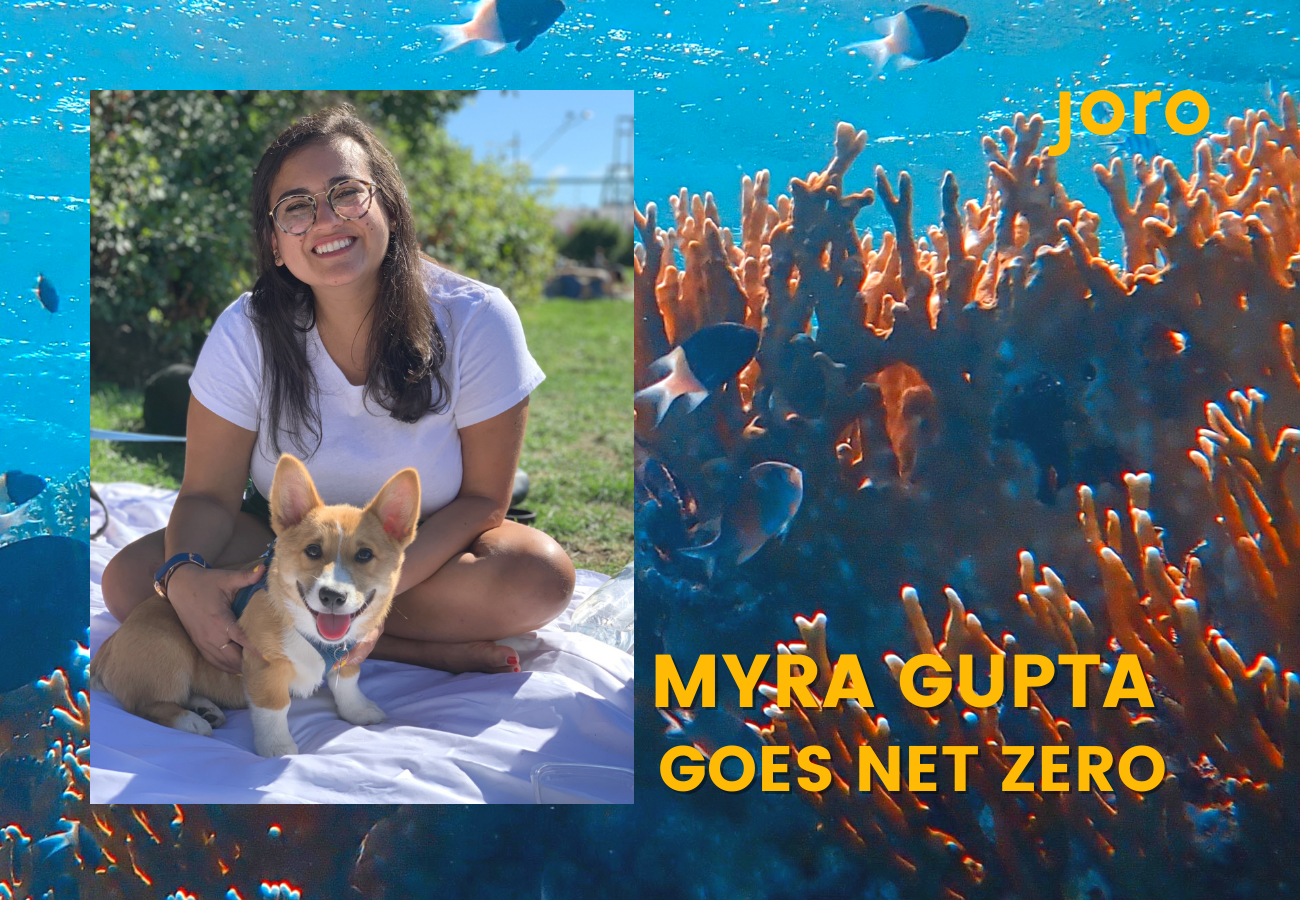 People of Net Zero: Myra Gupta of Teach for America
