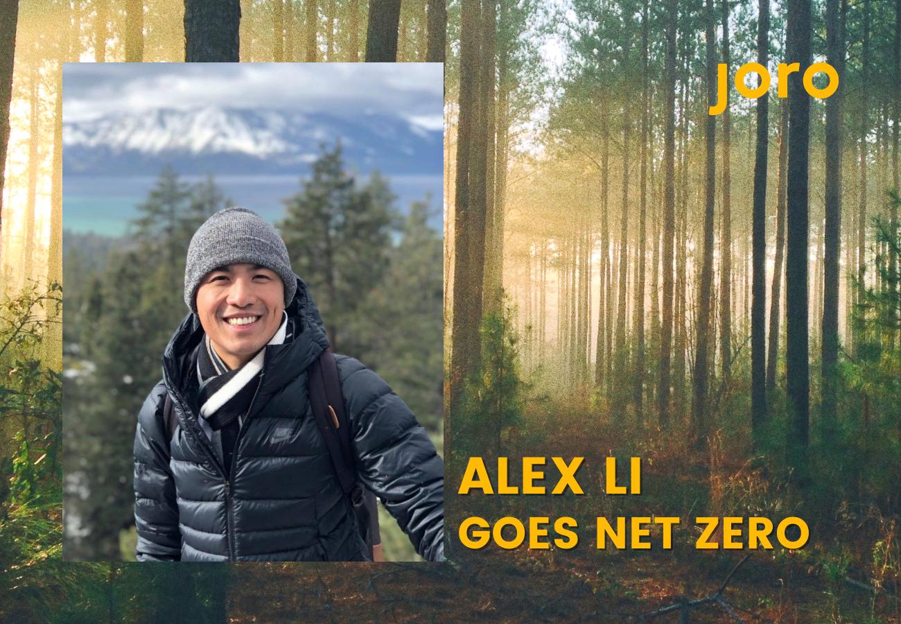 People of Net Zero: Alex Li of Modern Venture Partners