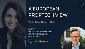 A European PropTech View with CEO Palle Dinesen